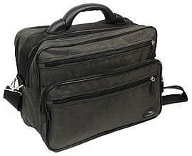 Тканинний сумкою портфель Wallaby 2653 хакі