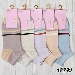 Шкарпетки жіночі 37-40 Шугуан B2249 | 10 шт.