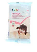 L14-990095, Салфетки влажные для детей (40 шт) , белый-разноцветный