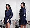 Лёгкое платье на запах, ткань: супер софт. Размер: С (42-44), М(44-46). Разные цвета (6268), фото 7