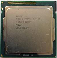 Процессор Intel Core i3-2100 SR05C 3.1GHz 3M Cache Socket 1155 Б/У, фото 1