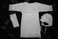 """Сорочка для хрещення """"Еліт"""" Всього за 179 грн!!!"""