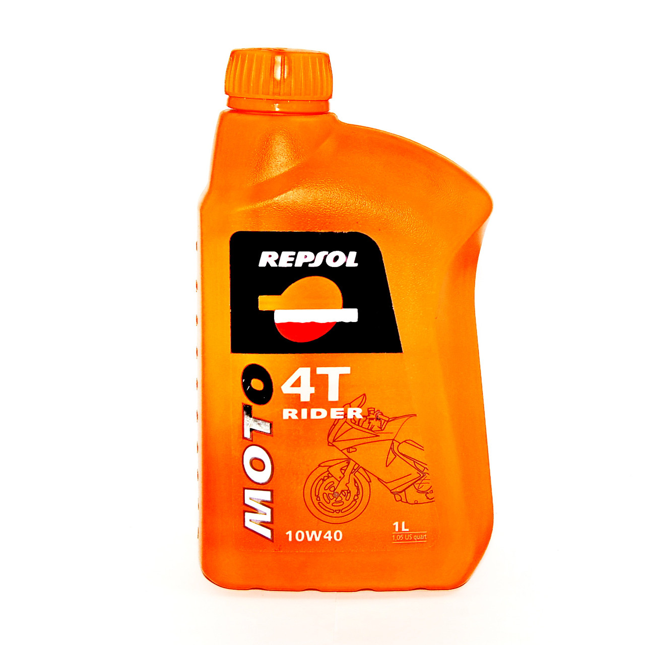 Масло Repsol 4T 10W/40 Rider 1л