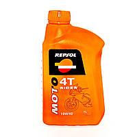 Масло Repsol 4T 10W/40 Rider 1л
