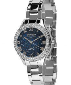 Жіночі наручні годинники Guardo S02038(m) SBl