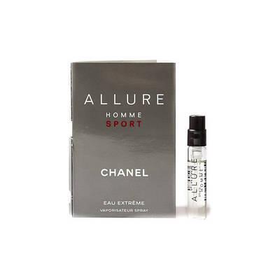 ПРОБНИК мужские духи CHANEL Allure Homme Sport Eau Extreme 2ml парфюмированная вода, древесно-пряный аромат