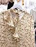 Ніжна тонка блуза Китай 46-48, фото 3