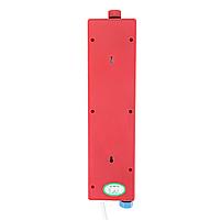 Водонагреватель GZU D8 с душем для быстрого нагрева воды проточный мощность нагрева 3000 Вт IPX4, фото 2