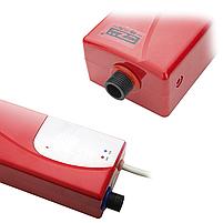 Водонагреватель GZU D8 с душем для быстрого нагрева воды проточный мощность нагрева 3000 Вт IPX4, фото 4