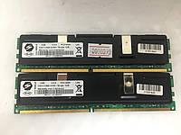Оперативная память 2gb kit (2x1gb) PC2 6400 800MHz універсальна під Intel та AMD