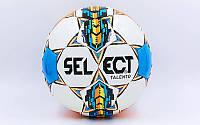 Мяч футбольный Select Talento Replica 8164 №5 White-Blue-Orange