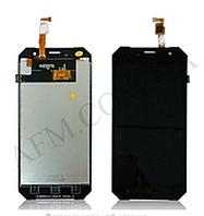 Дисплей (LCD) Sigma PQ34 X- treme с сенсором черный