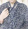 Шифонова блузка 46-48, фото 3