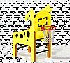 Жираф с баскетбольным кольцом