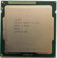 Процессор Intel Core i3-2120 SR05Y 3.3GHz 3M Cache Socket 1155 Б/У, фото 1