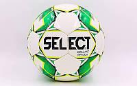 Мяч футбольный Select Brillant Replica 8169 №5 White-Green