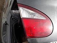 Задний левый фонарь в крышке багажнике DAEWOO Lanos (Sens) хорошее состоянии б/у запчасти
