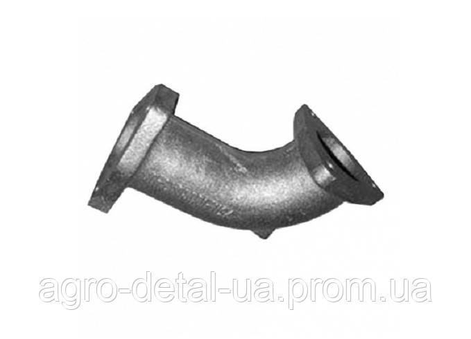 Труба подводящая правая7511.1008043-01 колено,выхлопной системы двигателяЯМЗ 7511