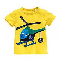 Футболка для мальчика Вертолет Little Maven