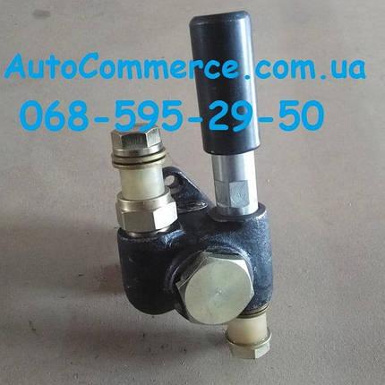 Насос топливоподкачивающий низкого давления FAW 1051 Фав (ручной подкачки), фото 2