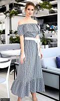 Летние платья, платье длинное макси летнее ,платья цветочным узором,модные, платье женское летнее легкое,краси
