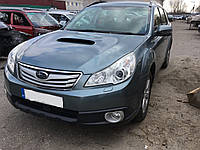 Разборка Subaru Outback 2010 года выпуска