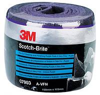3M™ 07903 Рулони Scotch-Brite Pre-Cut, пурпурные, 115 x 150 мм