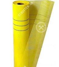 Works 10314 Сетка стеклотканевая желтая 125г/м2