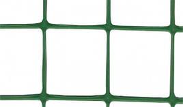 Клевер Сетка пластиковая 'птичка' яч. 12х14 мм, рул. 1х50 м (зеленая)