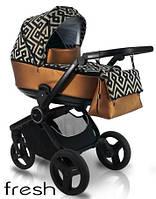 Детская коляска универсальная 2 в 1 Bexa Fresh FR-17 (Бекса Фрэш, Польша)