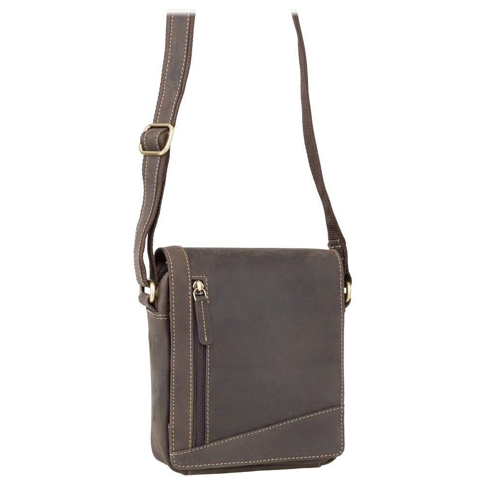 Небольшая сумка Visconti S7 oil brown (Великобритания)