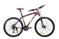 """Велосипед OSKAR 29"""" 1602 ALLOY черный"""