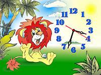 Часы настенные B 69, 30х40 для кухни, гостиной, детской, спальни. Подарок