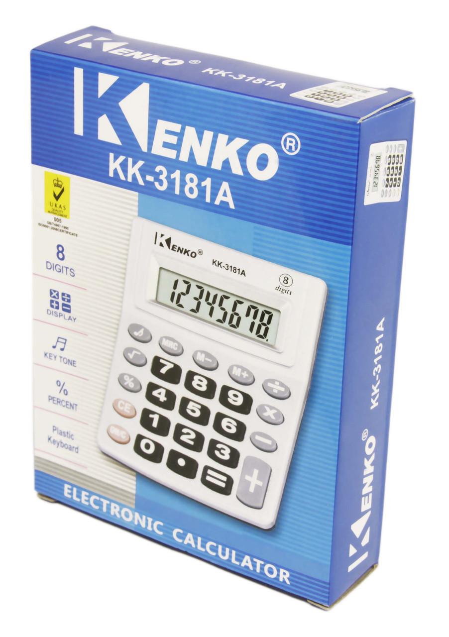 Калькулятор KK-3181