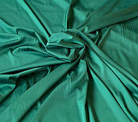 "Шёлк ""Армани"" зелёный цвет"