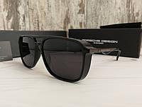Мужские солнцезащитные очки с шорами Porsche Design поляризационные (реплика)
