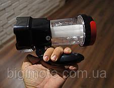 Лампа YAJIA 5837 на солнечной батарее, фото 3