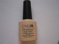Гель-лак Shellac CND Powder My Nose