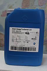 Масло Aral MegaTurboral LA 10W40 20л