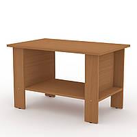 Журнальный стол Мадрид 3 (столешница торцована кромкой АБС-2 мм), фото 1