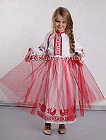 Сукня вишита дитяча МВ-107сд