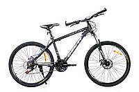 """Велосипед OSKAR 29""""-16011 черный ALLOY"""