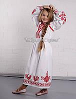 Заготовка для вишивки дитячої сукні БС-107сд