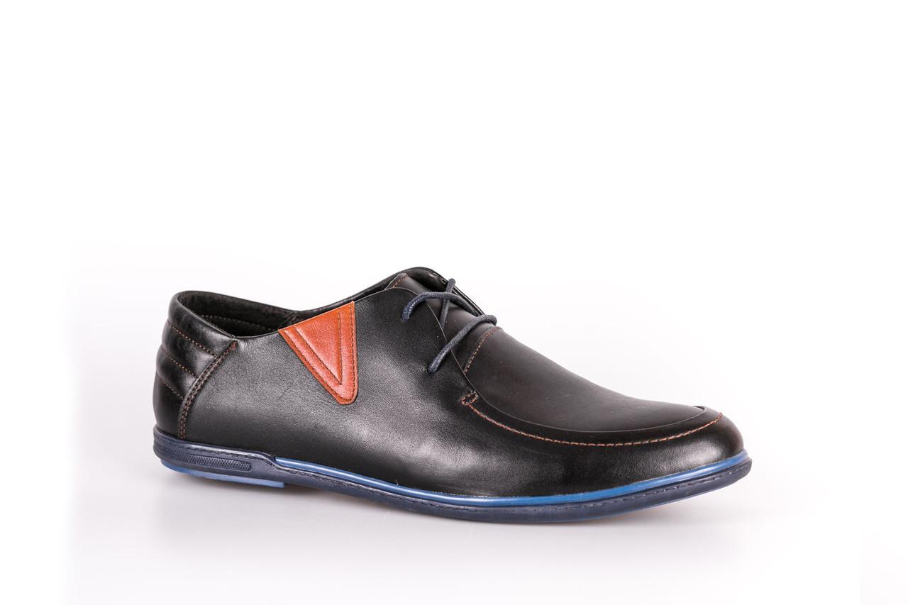c294dcb397fffd Мужские туфли VadRus черные из натуральной кожи - Время делать Подарки! в  Киеве