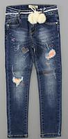 Модные детские джинсы на девочку Setty Koop