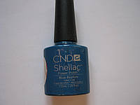 Гель-лак Shellac CND Blue Rapture