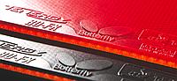 Butterfly Tenergy – накладка номер один в мире