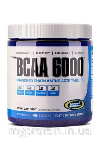 Бца M BCAA 6000 (180 tab)