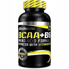 БЦАА BioTech BCAA + B6 100 tabs