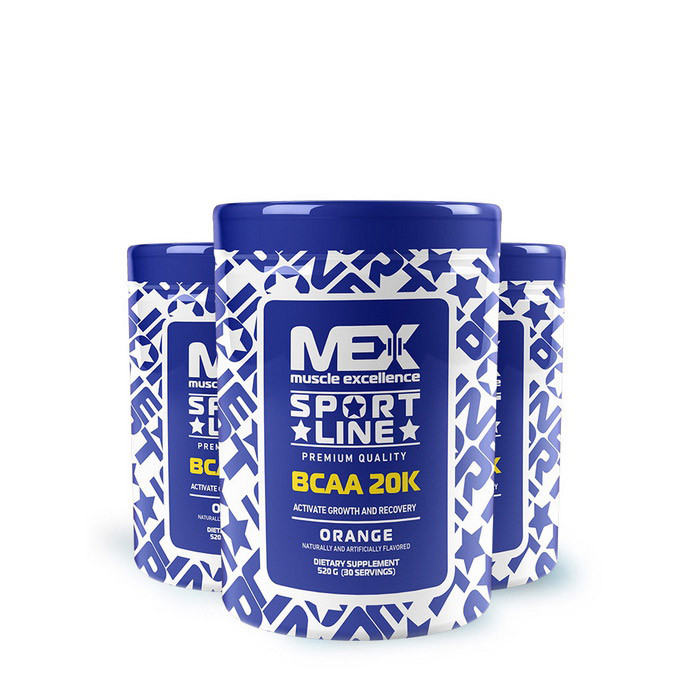 БЦАА MEX Nutrition BCAA 20K 520 g